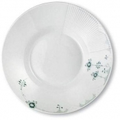 "Elements Sage Deep Plate /Pasta Bowl  - 9.8"" / Special Order"
