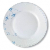 "Elements Sky Medium Plate - 9.75"" / Special Order"