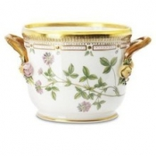 Flora Danica Small Round Wine Cooler