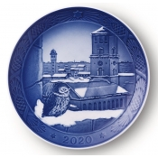 Royal Copenhagen 2020 Annual Christmas Plate