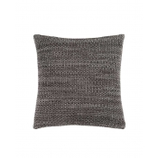 Sferra Orino Pillow - Grey / Charcoal