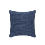 Sferra Orino Pillow - Navy / Cornflower