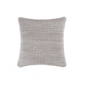Sferra Orino Pillow - White / Taupe