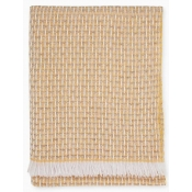 Sferra Vitta Throw - Honey