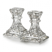 "Waterford Lismore Candlestick - 4"" Pair"