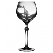 Varga Safari Water Glass Giraffe