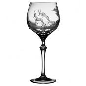 Varga Safari Water Glass Gazelle