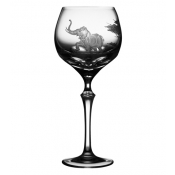 Varga Safari Water Glass Elephant