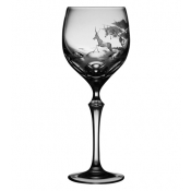 Varga Safari Wine Glass Gazelle