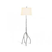 Michael Aram Enchanted Forest Floor Lamp - Polished