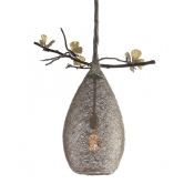 Michael Aram Cocoon Pendant Lamp - Medium