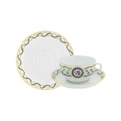 Tea Saucer (Round Shape)  Special Order