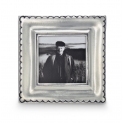 Math Pewter Trentino Square Frame - Small - 2.2""