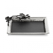 Michael Aram Black Orchid Tray