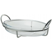 Latitude Oval Gratin Dish Without Cover
