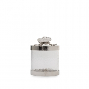 Michael Aram White Orchid Canister - Ex Small