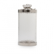 Michael Aram White Orchid Canister - Large