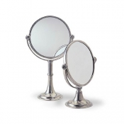 Match Pewter High Vanity Mirror