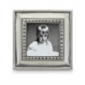 Math Pewter Veneto Square Frame - Small - 2.4""