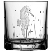Pacifica Double Old Fashion Seahorse