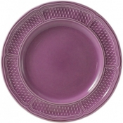 Gien Pont Aux Choux Amethyste Dinner Plate*