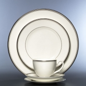 Kilbarry Platinum Five Piece Place Setting
