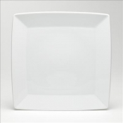 Square Dinner Plate / Tray - Set of 4