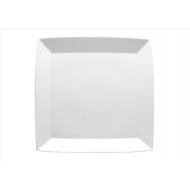 Square Service Plate - Set of 4