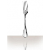 Christofle Spatours Silverplate Dessert Fork