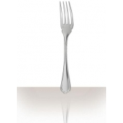 Christofle Spatours Silverplate Fish Fork