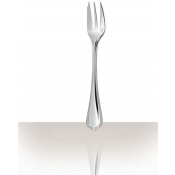 Christofle Spatours Silverplate Cake/Pastry Fork