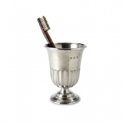 Match Pewter Impero Toothbrush Cup