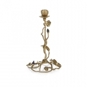 Michael Aram Enchanted Garden Luxe Candle Holder - Small