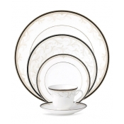 Brocade Five Piece Place Setting