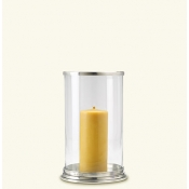 Match Pewter Cylinder Hurricane - Small
