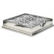 Match Pewter Cocktail Napkin Box - No weight
