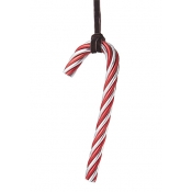 Michael Aram Candy Cane Ornament - Red