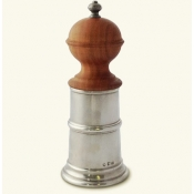 MATCH Pewter Wood & Pewter Pepper Mill