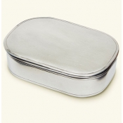 Match Pewter Brixia Box