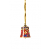 Versace Barocco Holiday Bell Ornament