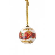 Versace Barocco Holiday Globe Ornament