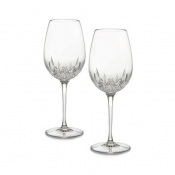 Lismore Essence Red Wine / Goblet - Boxed Pair