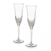 Lismore Essence Champagne Flute - Boxed Pair