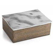 Michael Aram Ripple Effect Small Box