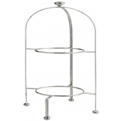 Ercuis Olea Two Tier Plate Stand