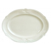 Rocaille Oval Platter