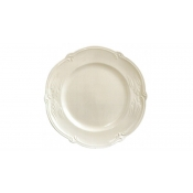 Rocaille Round Flat Dish