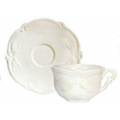 Rocaille Low Tea Cup *