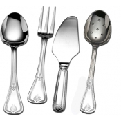 Consul Stainless 4 Piece Hostess Set