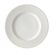 Ballet Icing Pearl Dinner Plate - 10.75""
